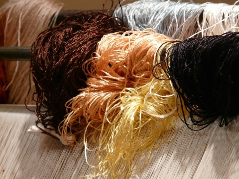The 3 Main Fibre Groups Used By The Fashion Industry. Part 3: Synthetic Fibres - synthetic wool