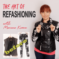 Procrastination when sewing and refashioning